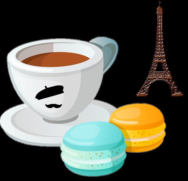 私の好きなことシリーズ④食べることとフランスの研修ランチ事情